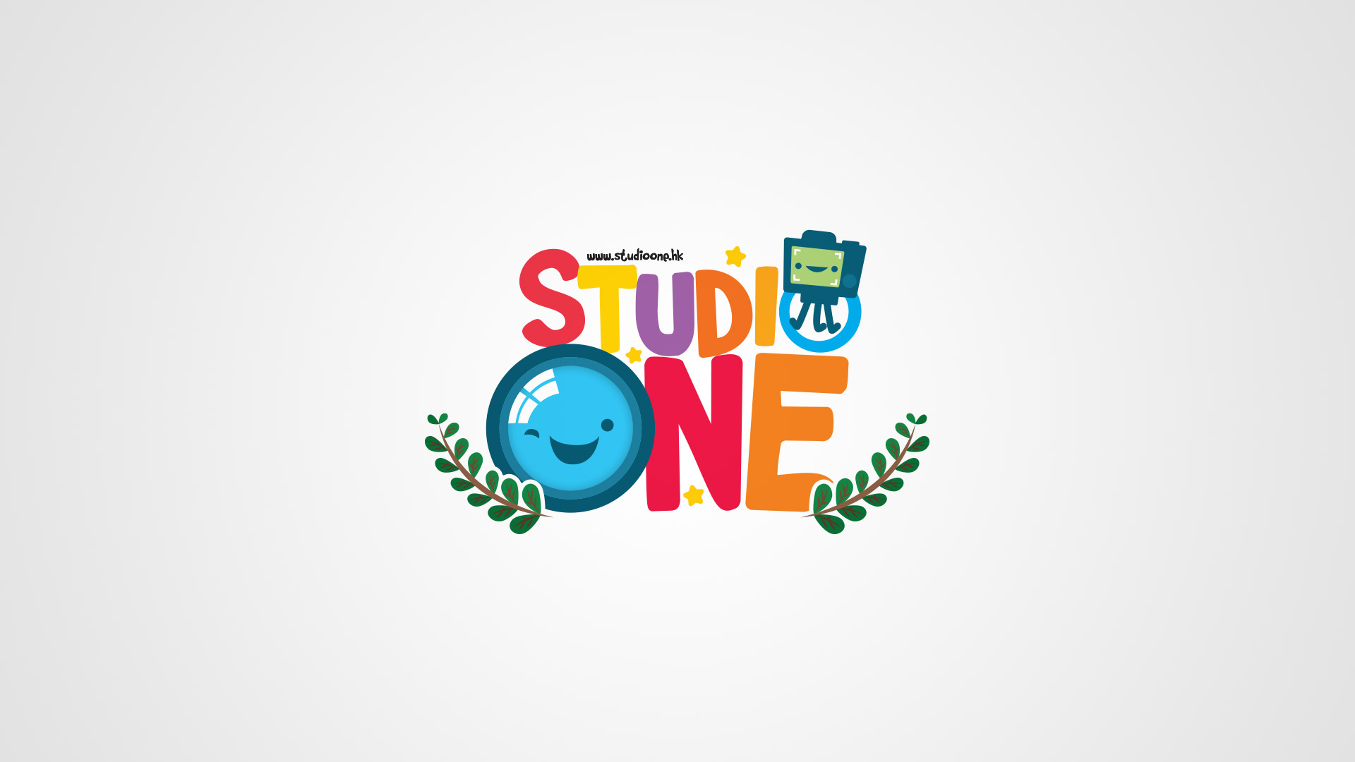 Studio One Logo Design