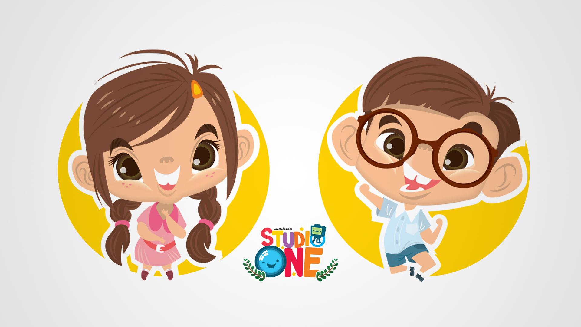 Studio One Characters Design
